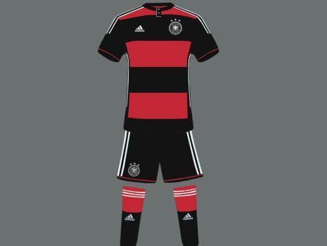 DFB-Auswärtstrikot