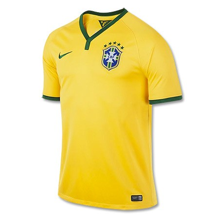 WM Trikot Brasilien