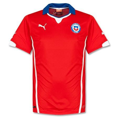 WM Trikot Chile