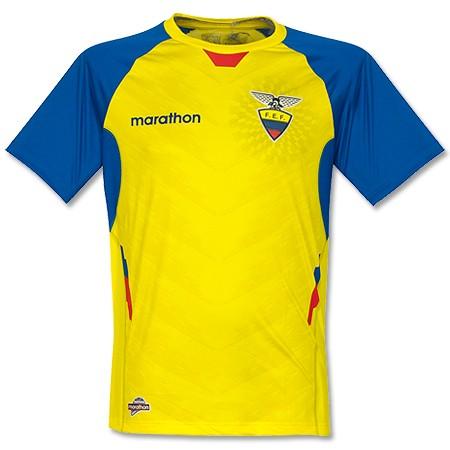 WM Trikot Ecuador