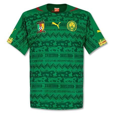 WM Trikot Kamerun