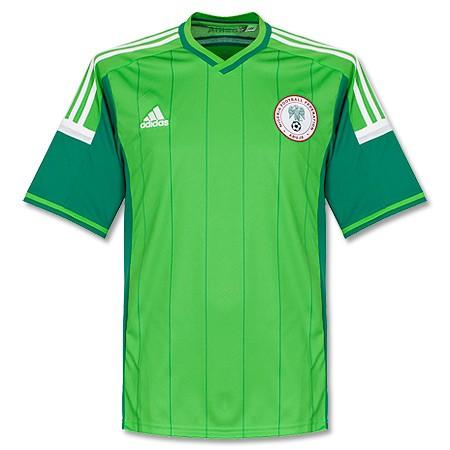 WM Trikot Nigeria