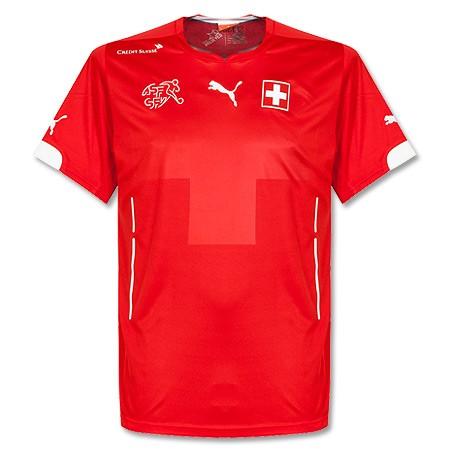 WM Trikot Schweiz