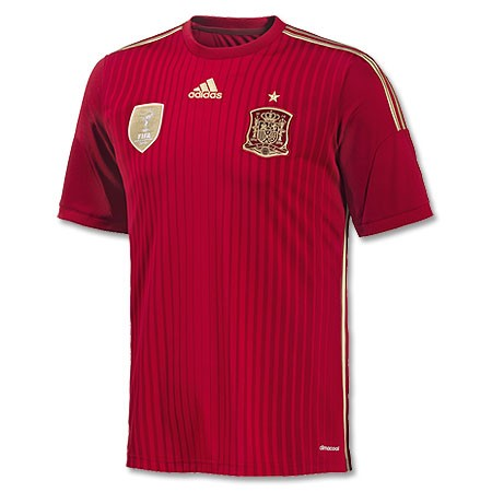 WM Trikot Spanien