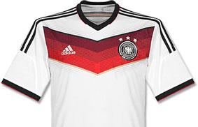 WM Trikot Deutschland für Brasilien